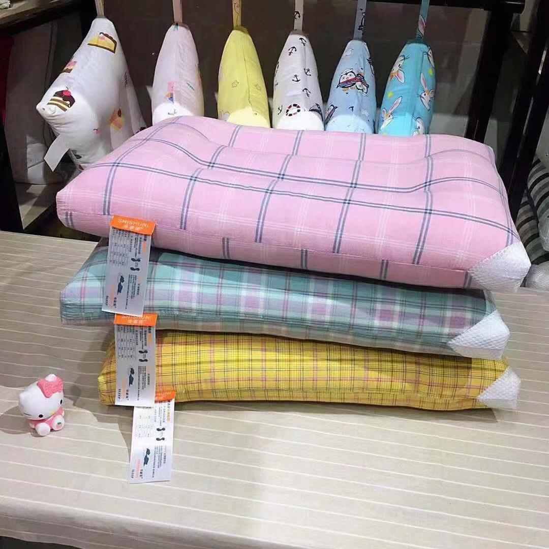 水洗棉枕芯