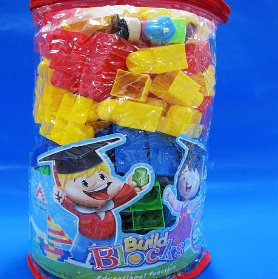 儿童大颗粒积木拼装玩具大号益智小孩3岁以上4宝宝5男孩女孩6智力08-742