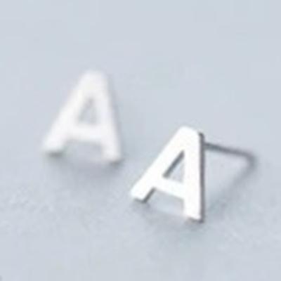 不锈钢耳钉系列款式25
