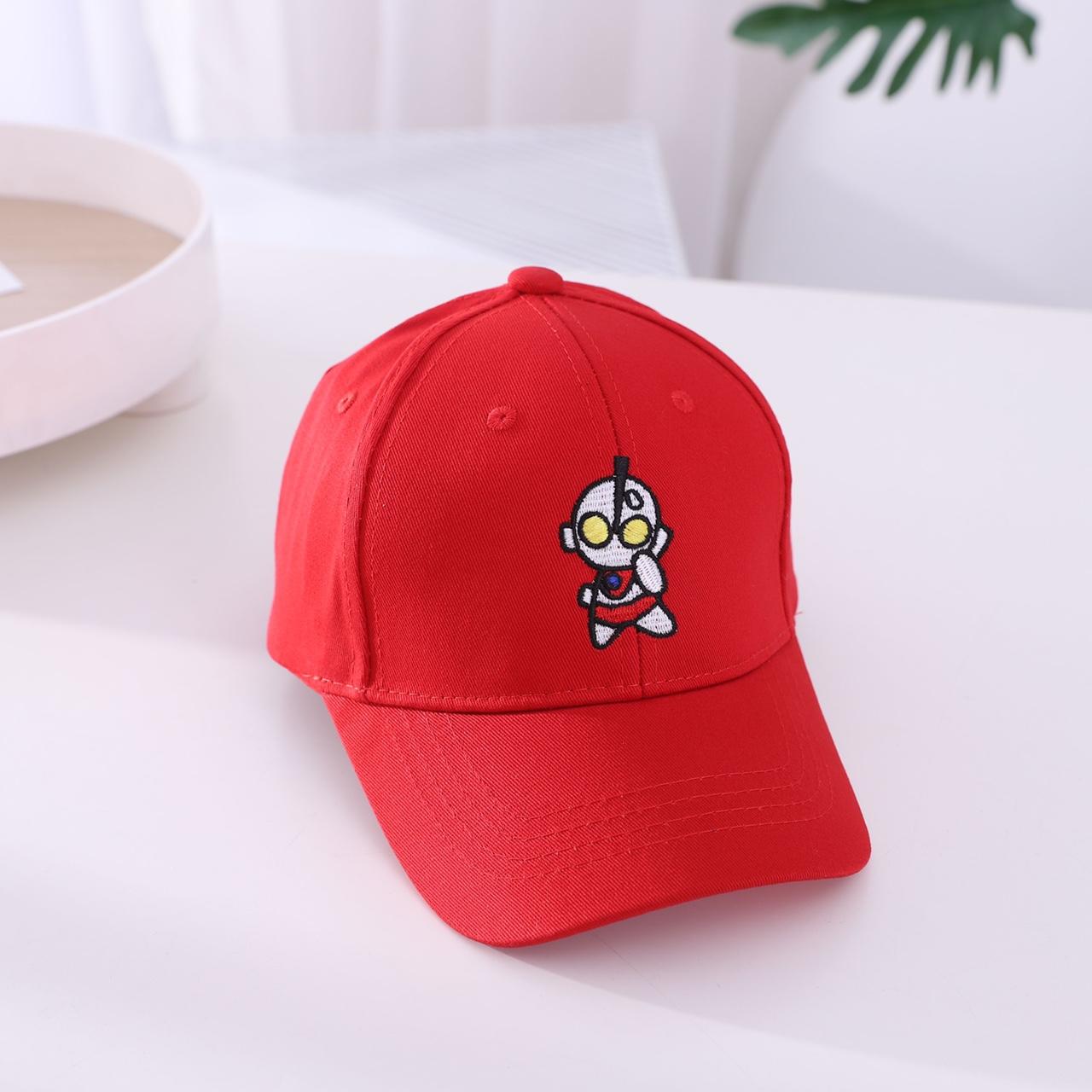 儿童帽子遮阳帽嘻哈帽子棒球帽时尚帽潮101