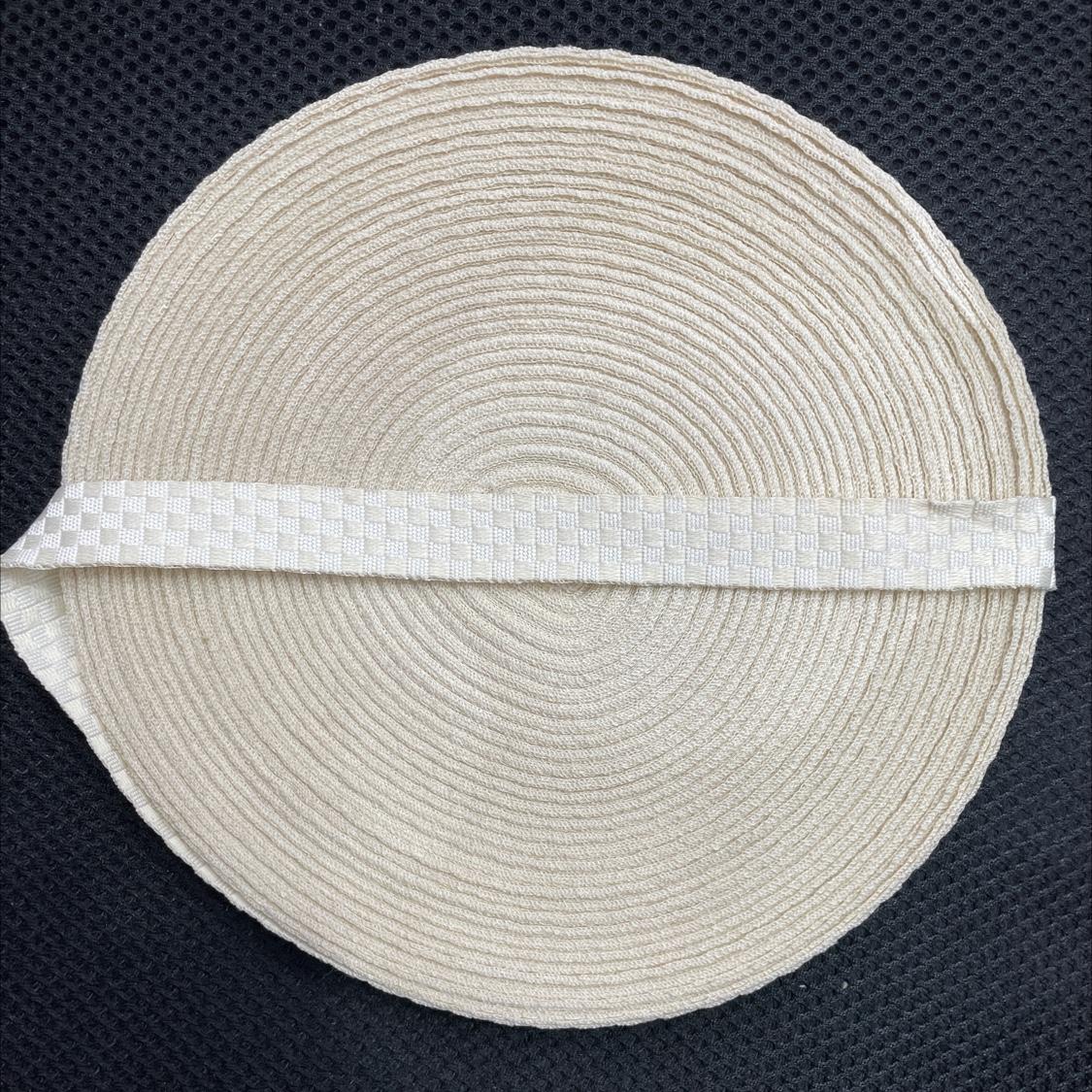 织带 帽带 提花帽带 米格子