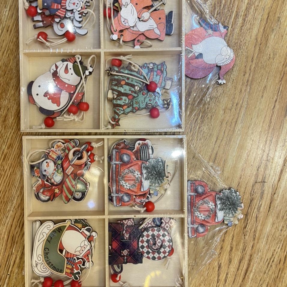 圣诞礼品袋6