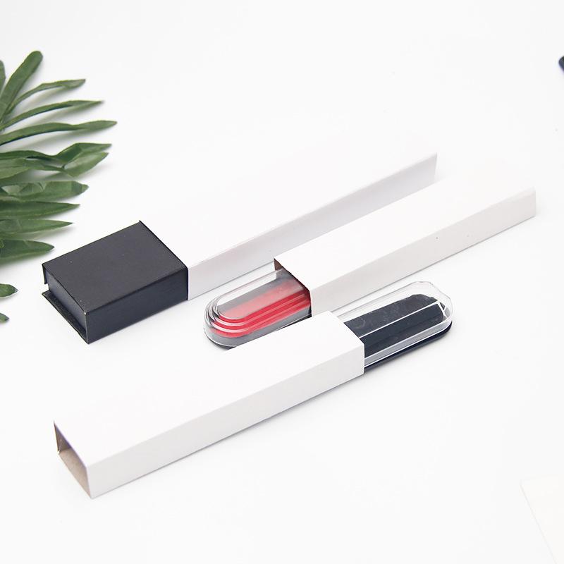 定制各类大小礼品纸盒白色纸套单双面白色卡纸套子包装可印logo定制纸套