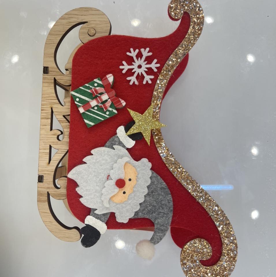 圣诞礼品袋5