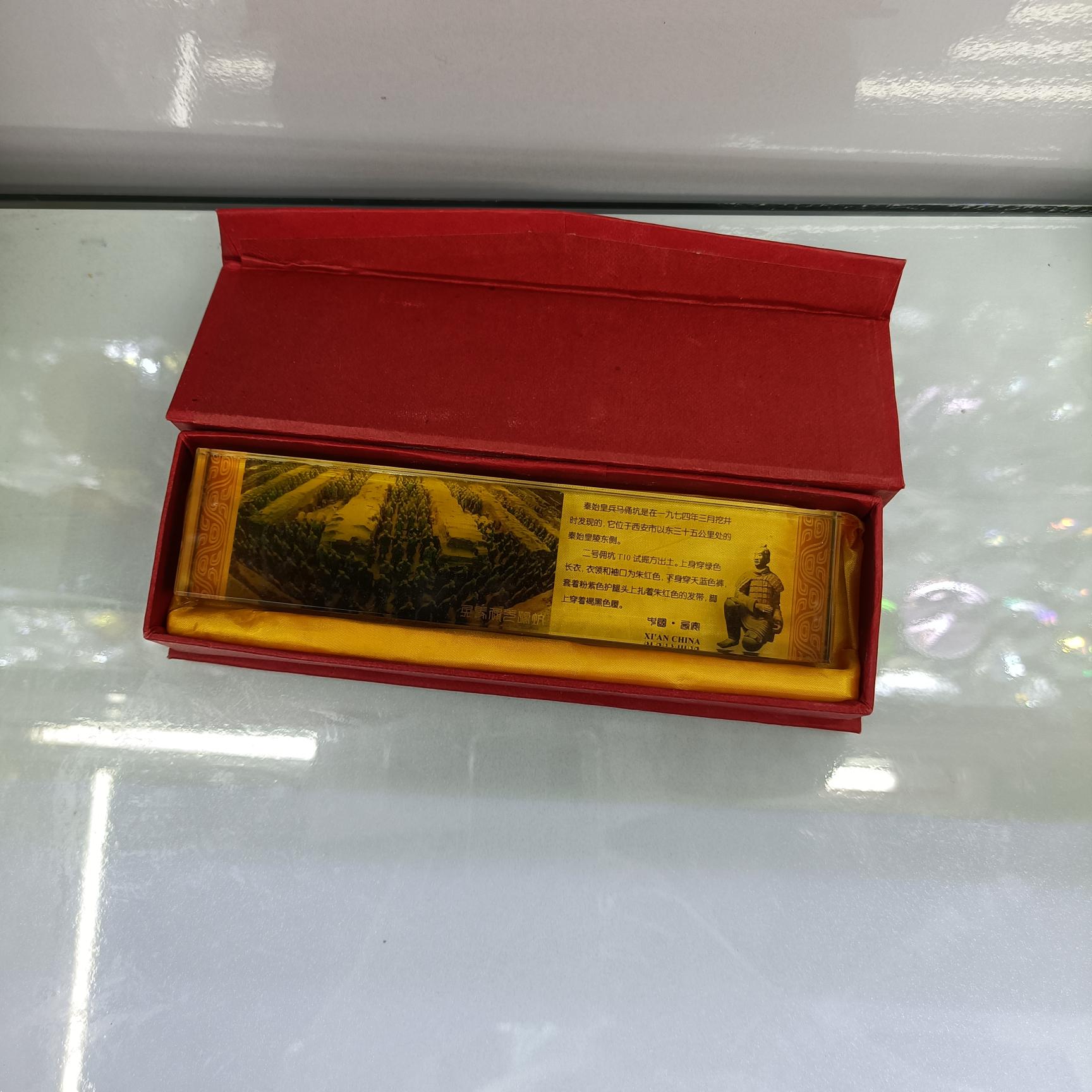 水晶纸镇0047