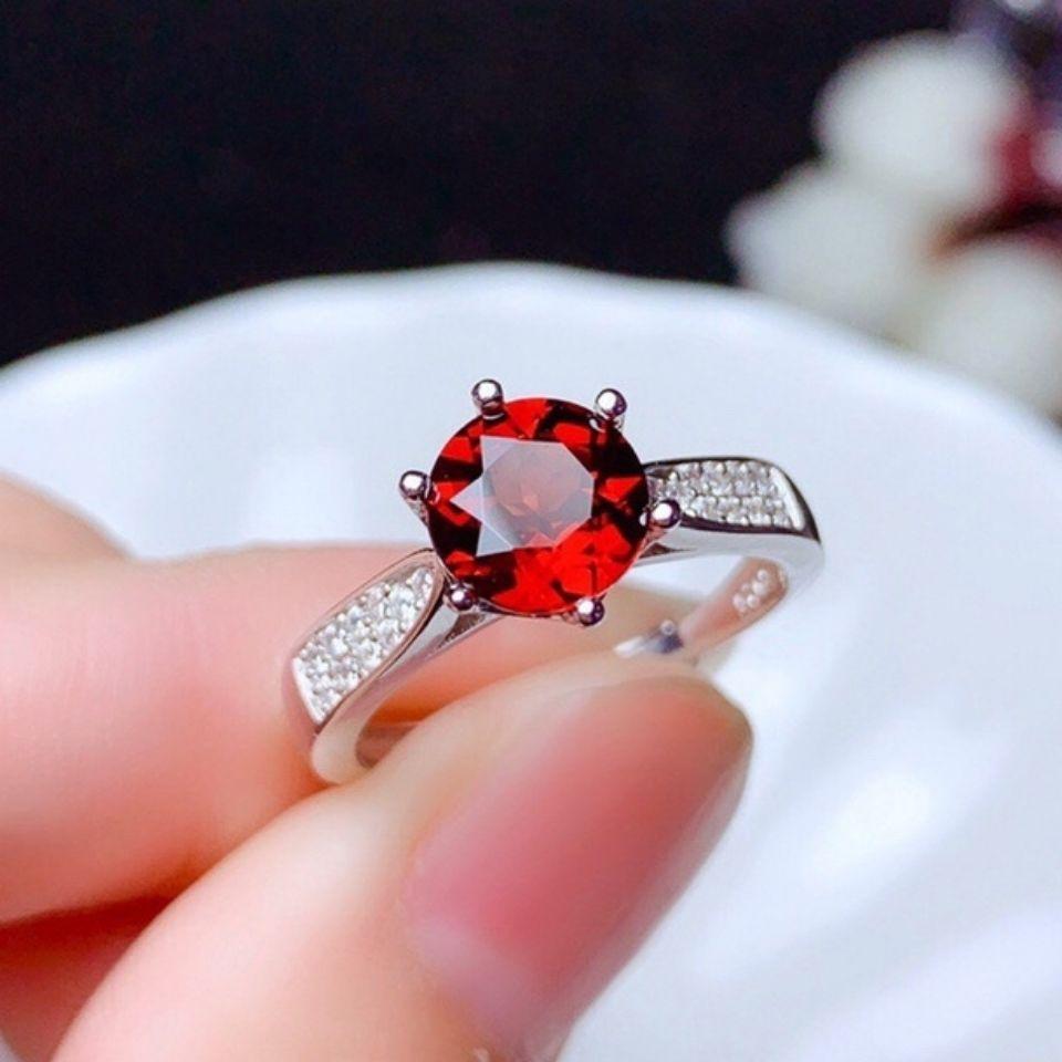 2021个性夸张几何流行饰品  锆石戒指  水钻戒指 60