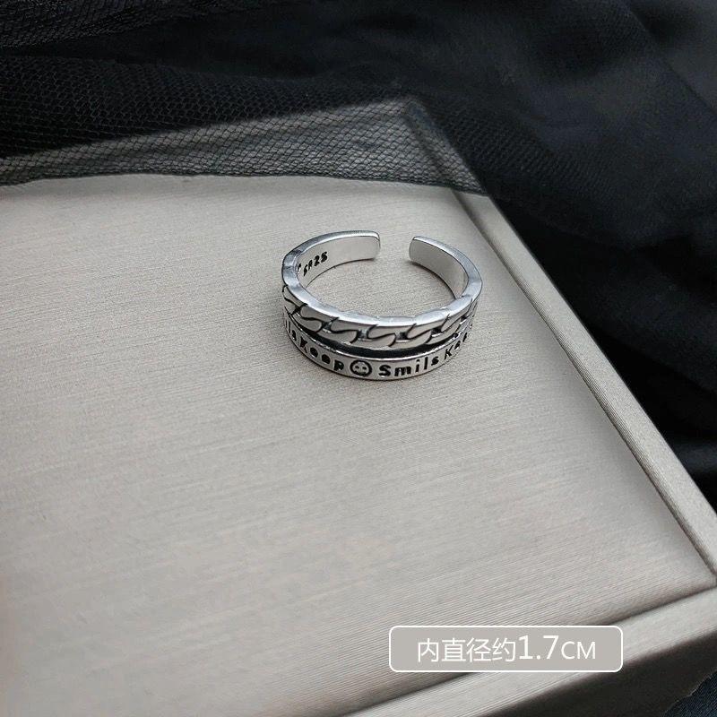 2021流行个性夸张几何饰品  锆石戒指  水钻戒指    55