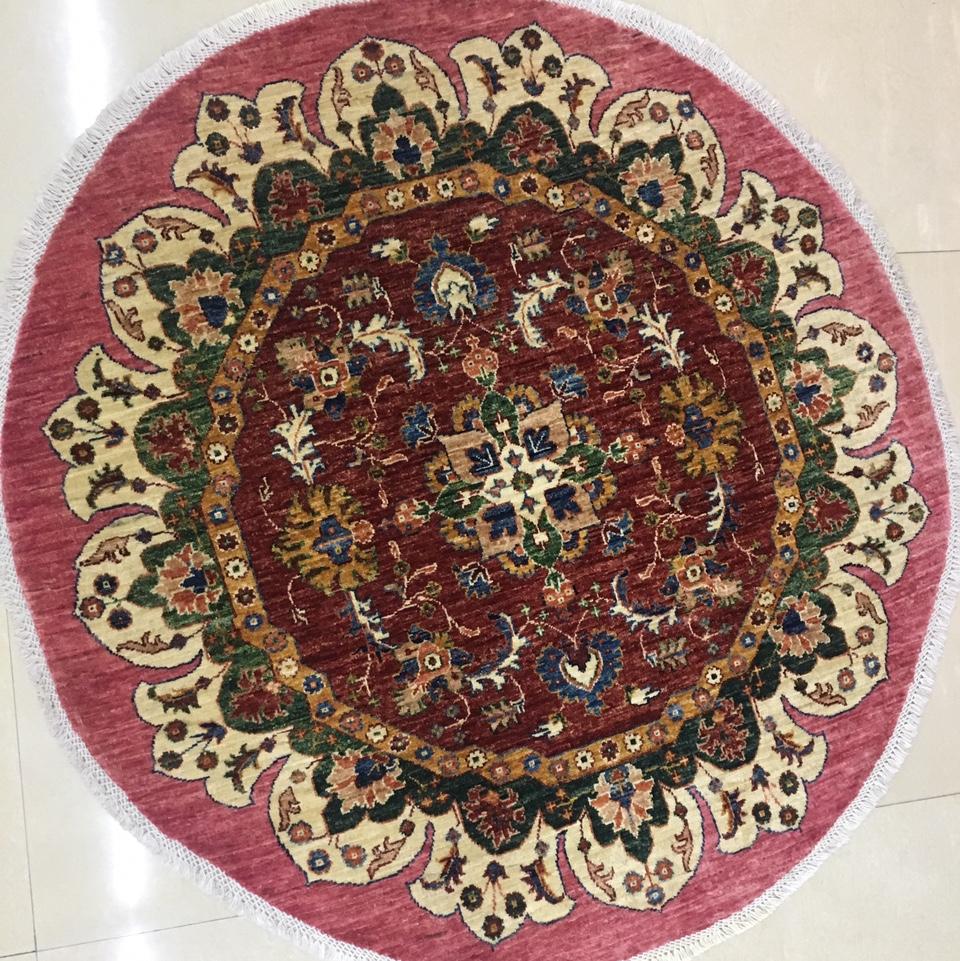 阿富汗原装进口手工地毯 装饰品手工艺品