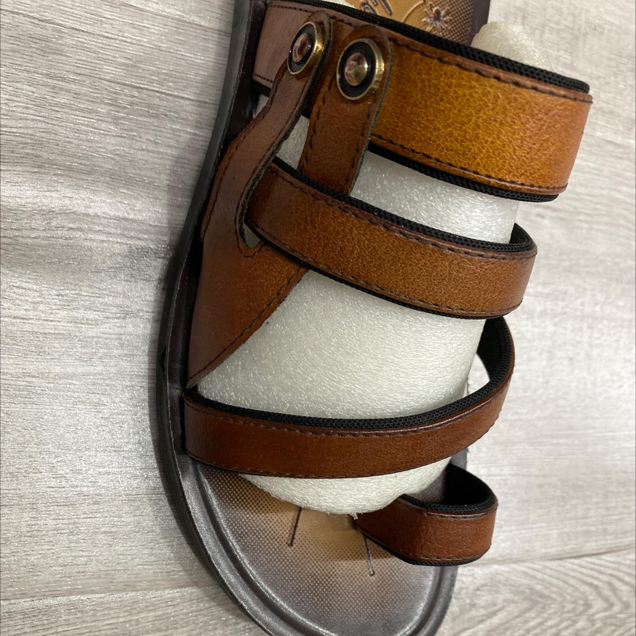 2021新款夏季男士凉鞋休闲沙滩鞋男外穿凉拖鞋男两用软底男式凉拖鞋40
