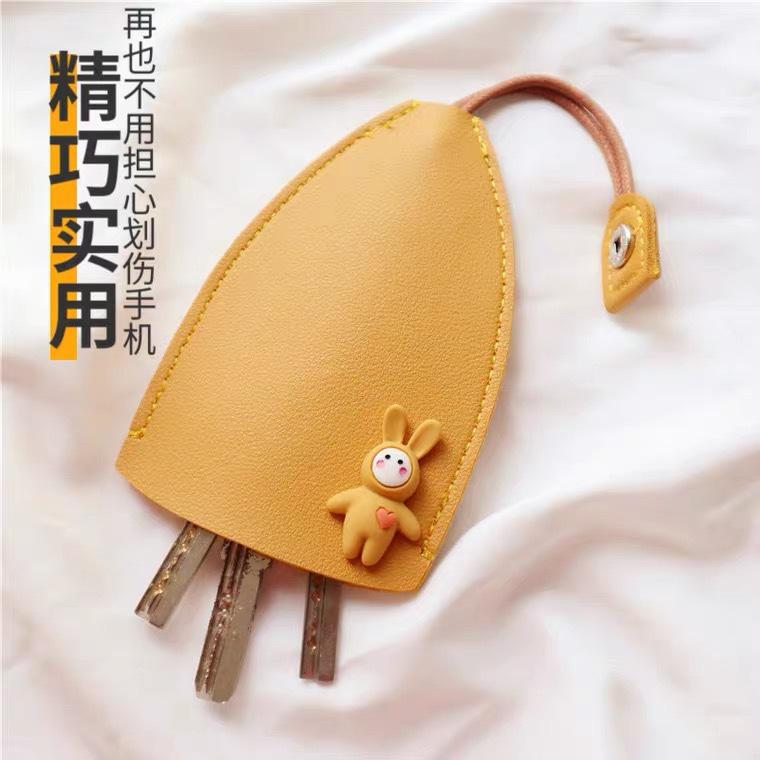 专用于五菱宏光迷你MINIEV钥匙套S3女汽车硅胶钥匙包壳扣马卡龙版11