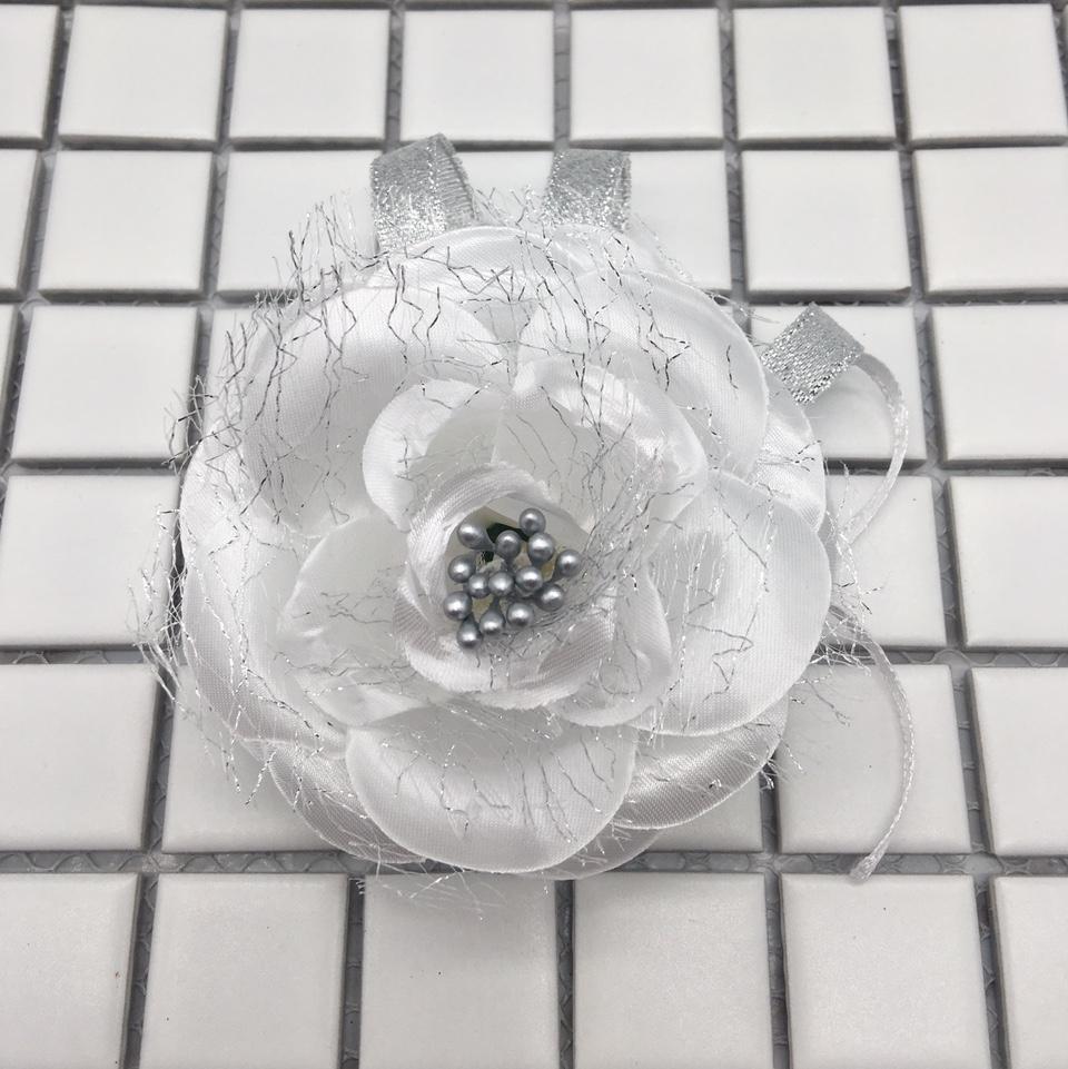 厂家直销头花 胸花 手腕花 配件花 表演花 花片SH00461051