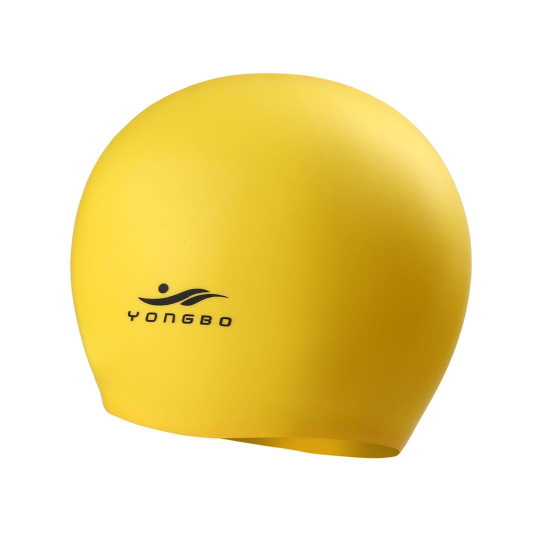 泳搏正品厂家直销硅胶材质平板泳帽(可定做)