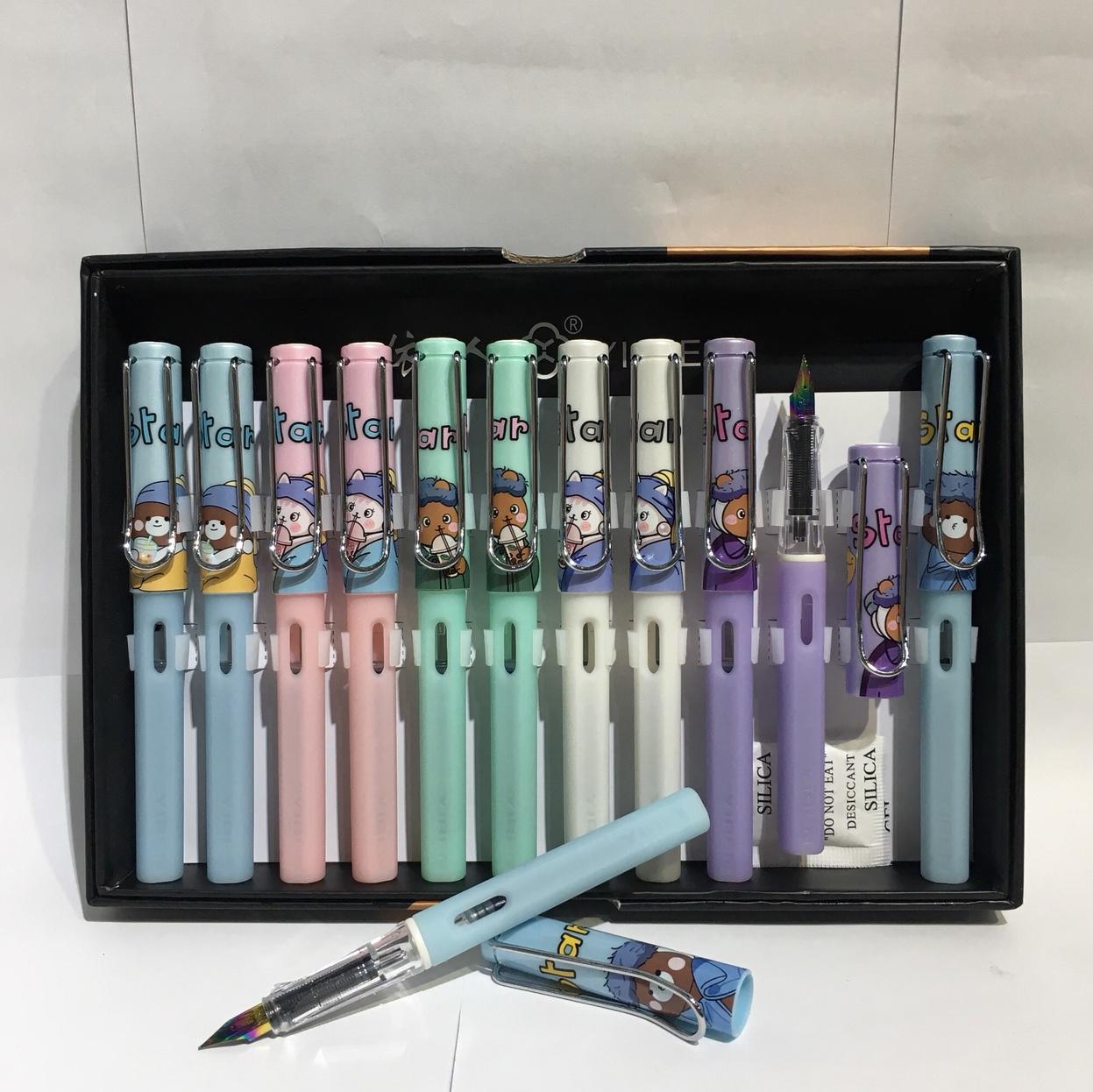 4033EF彩尖钢笔