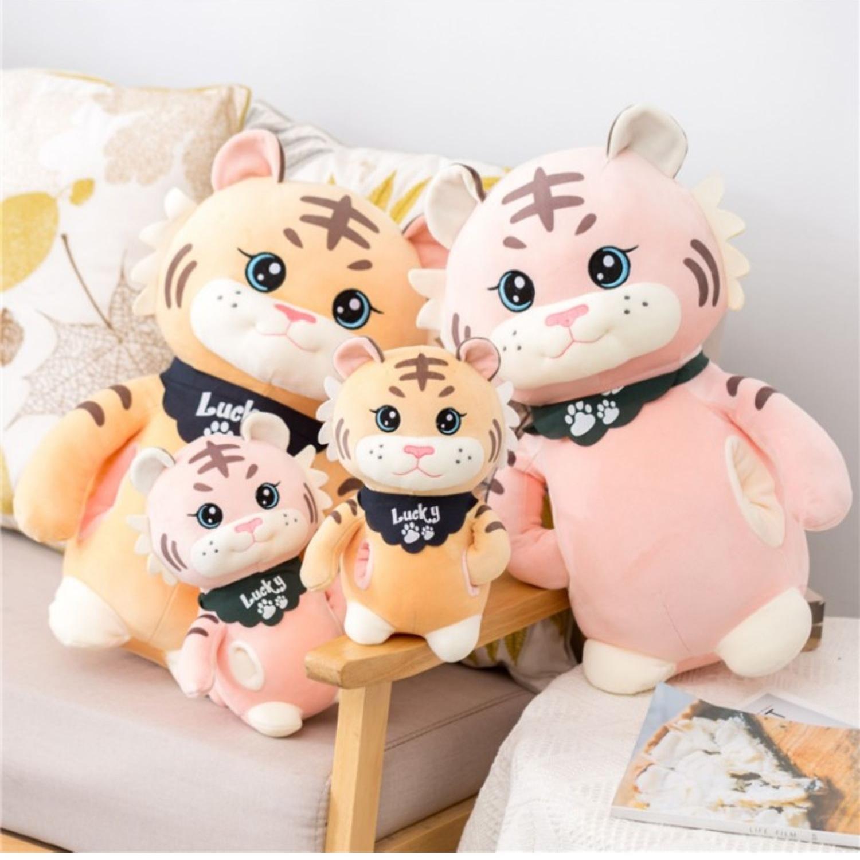网红可爱奶瓶猪猪抱枕公仔毛绒玩具大布娃娃玩偶女孩儿童生日礼物68