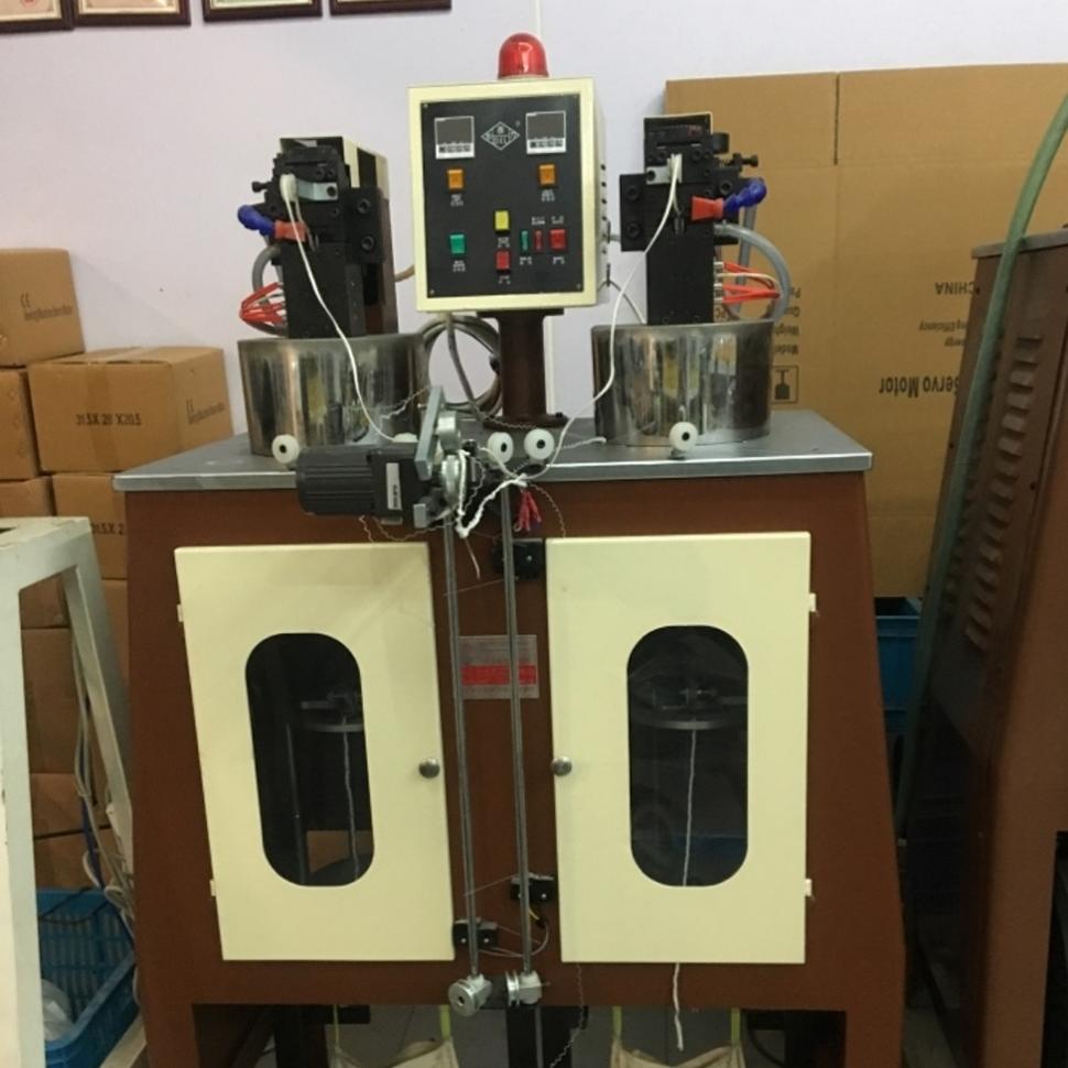 辉达拉链机械全自动数控高速新型厂家供应拉链成型机3