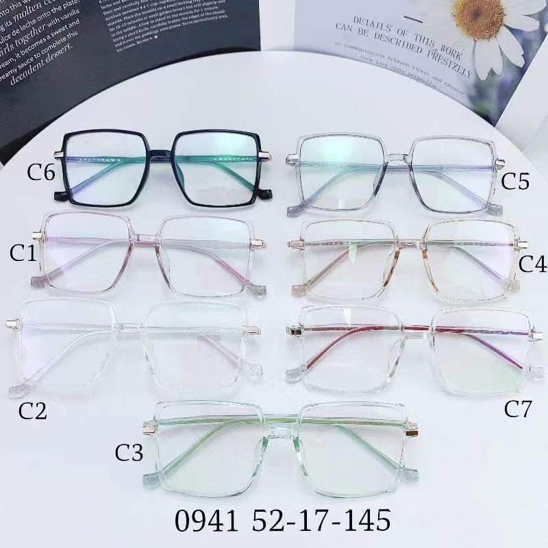 0941 复古眼镜框女防蓝光抗辐射近视平光可配有度数护眼睛素颜韩版潮男