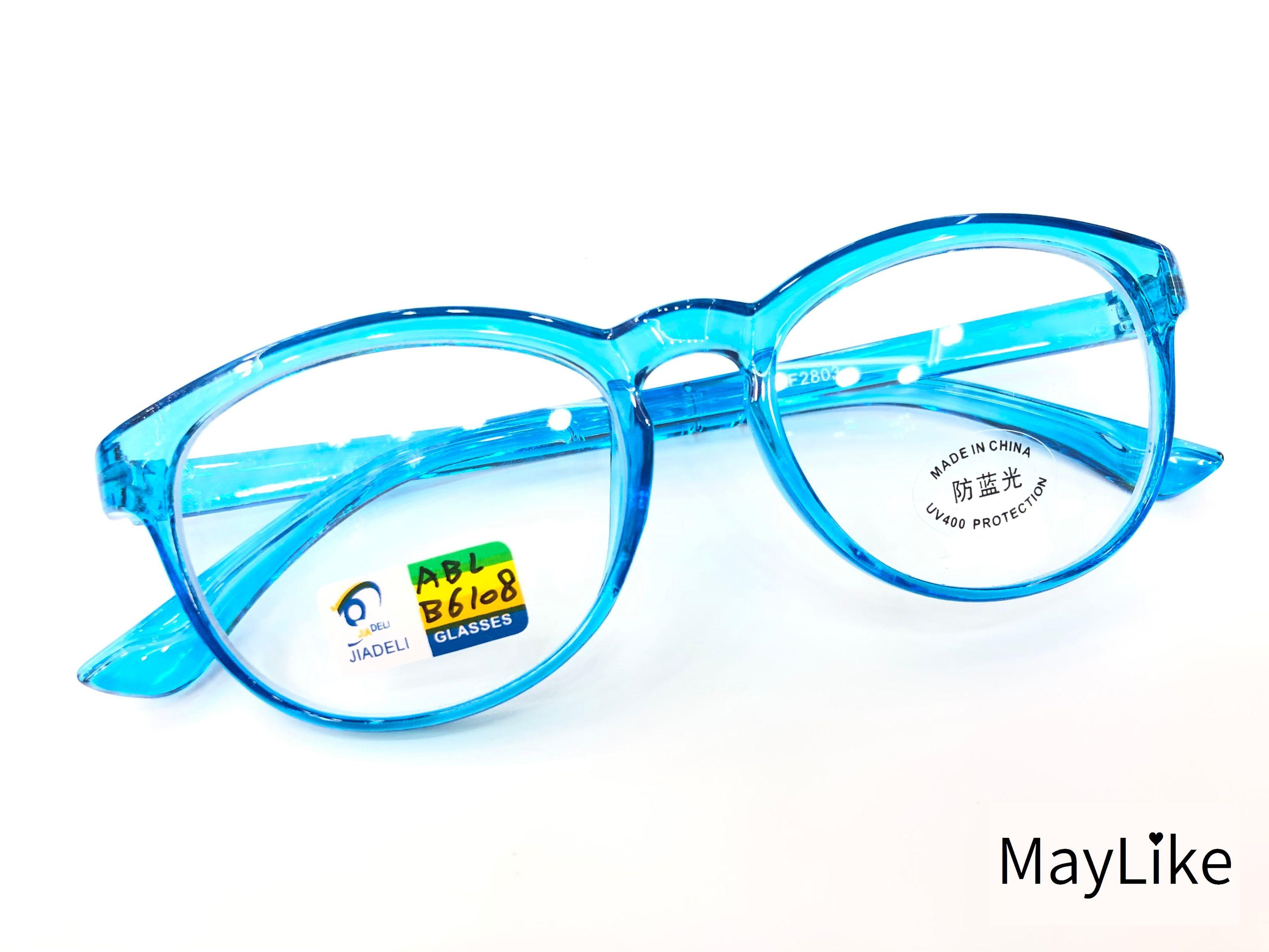 22837-2803 儿童 潮韩版 防蓝光 电脑 手机 护目镜 护眼 批发