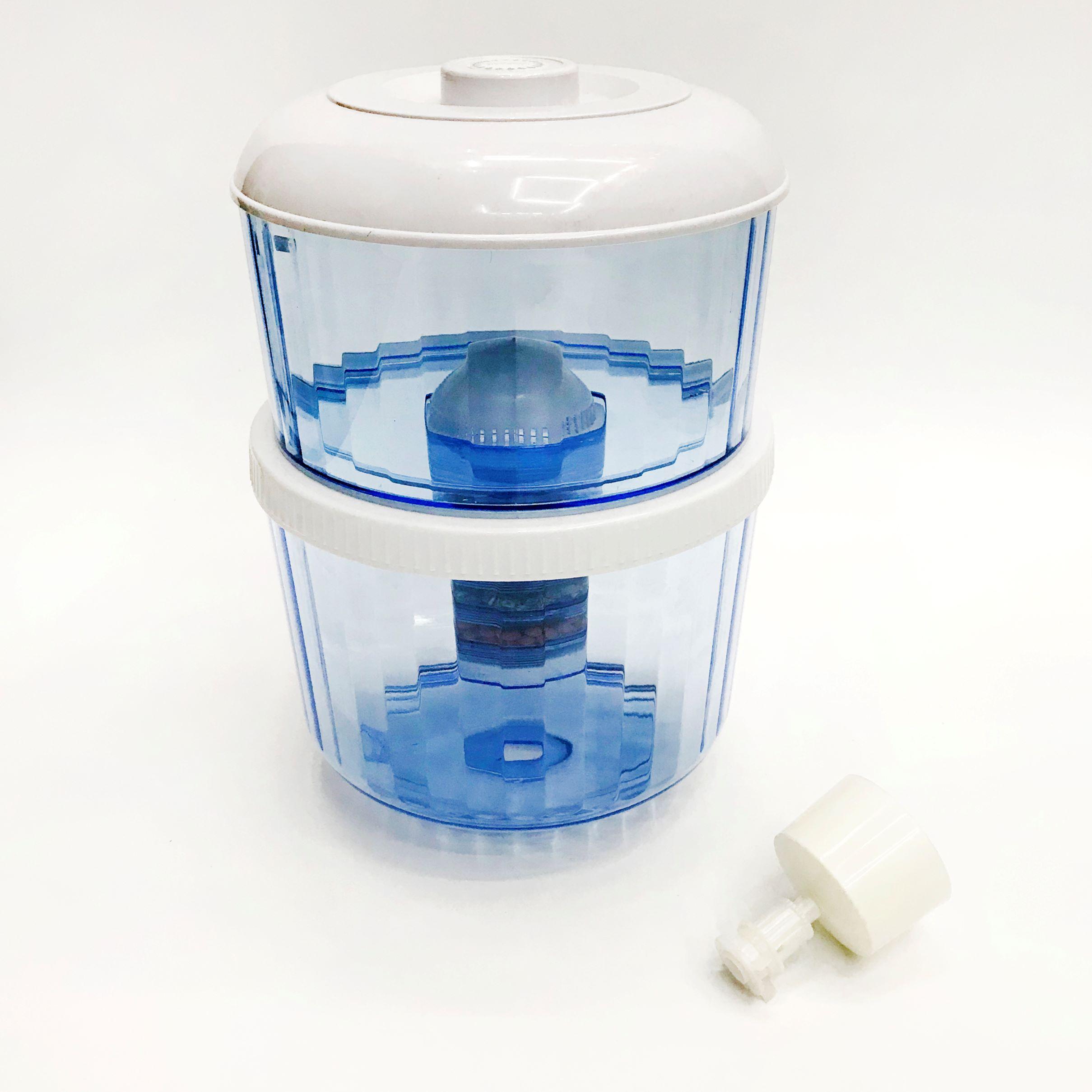 饮水机净水器过滤桶自来水矿化桶家用净水器直饮厨房水桶上置