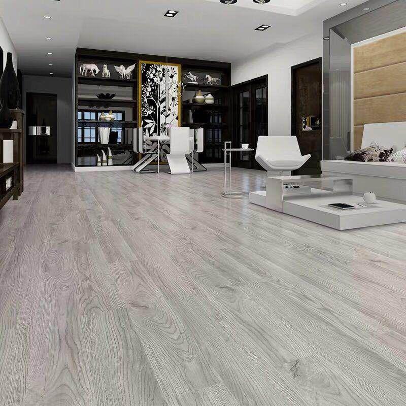 自粘PVC地板贴加厚防水耐磨卧室家用办公室均🉑️用尺寸91.44cm*15.24cm 有厚度可选1.2/1.5MM