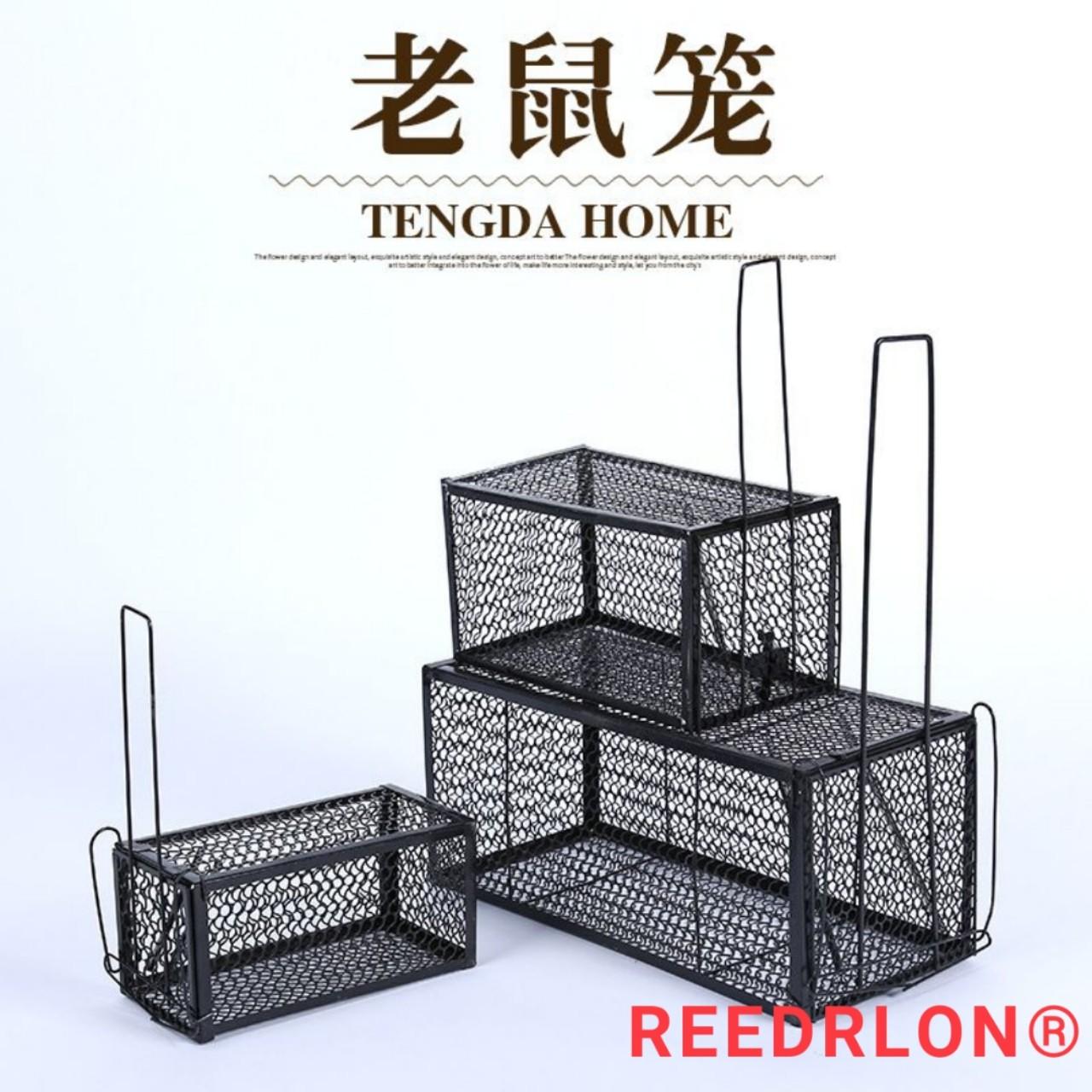 REEDRLON RATTRAP 雷德隆捕鼠笼老鼠笼子