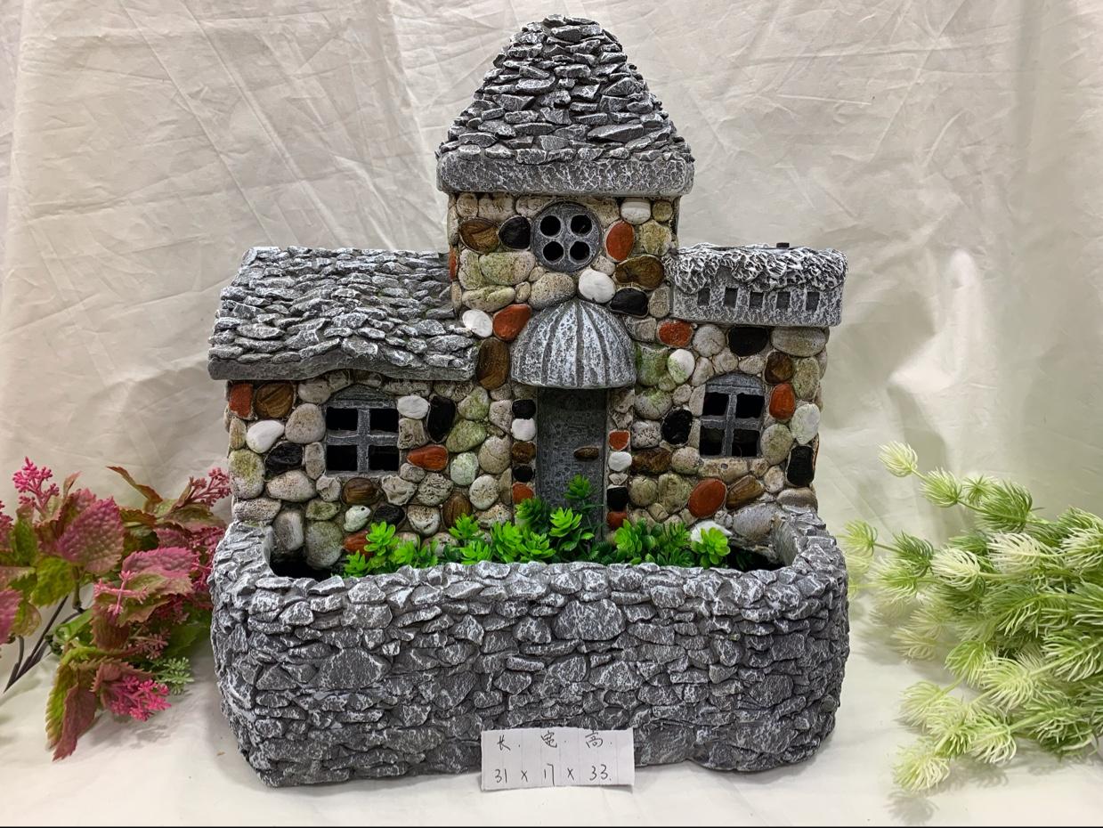 花园系列之韩式屋
