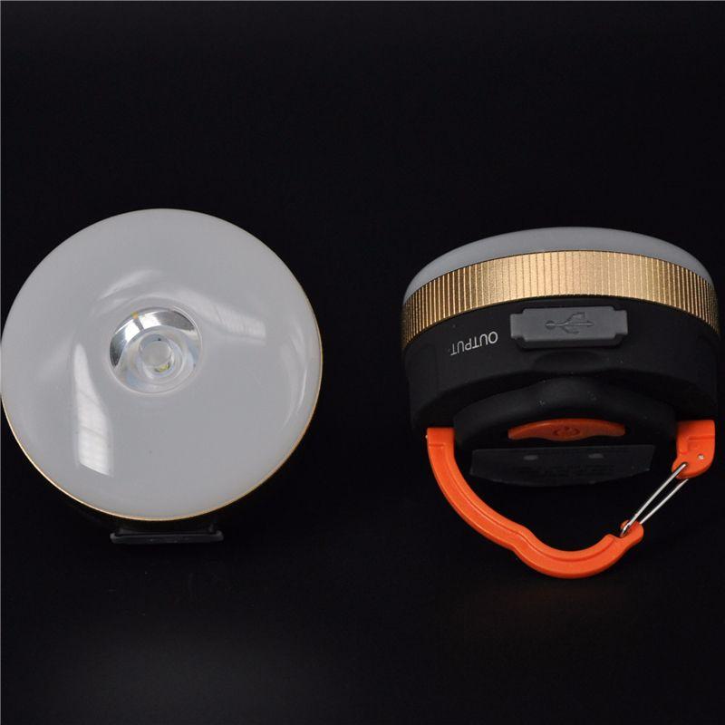 YD-7升级款多功能户外帐篷灯充电款远射红光野营灯