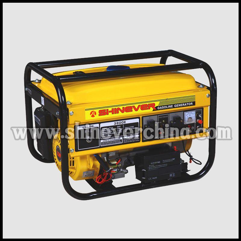 汽油发电机2KW/2.5KWgasoline generator