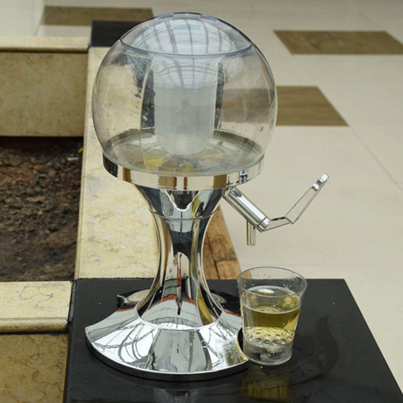 圆形分酒器 饮料机 装酒水饮料牛奶咖啡 酒吧用品厂家直销
