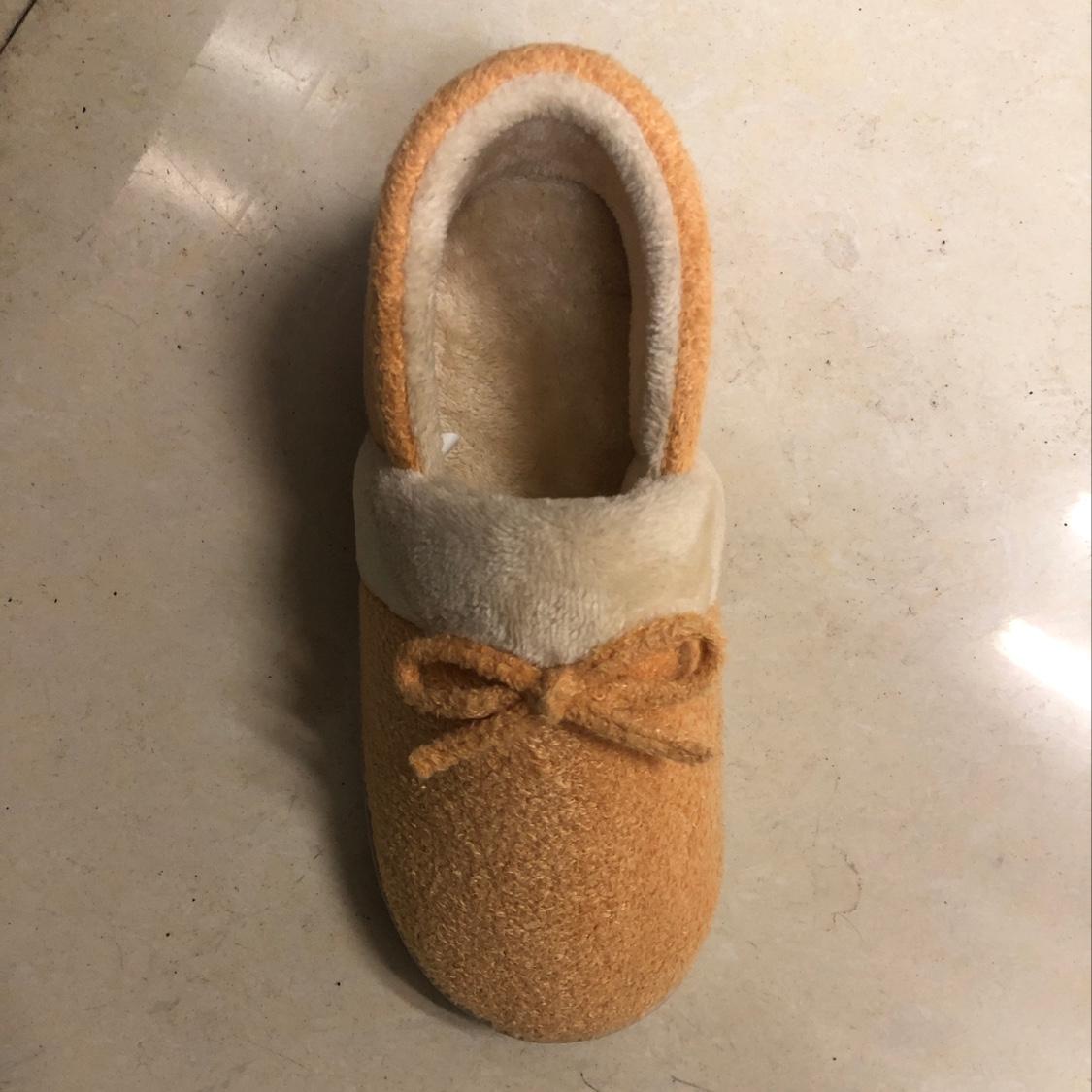 新品上市防滑耐磨休闲棉鞋