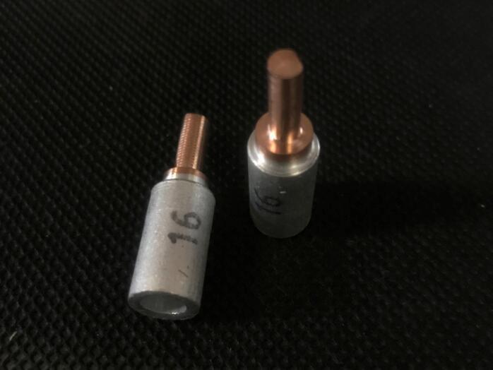 PD16-B定做铜铝插针PD16-B bi-metal pin terminals