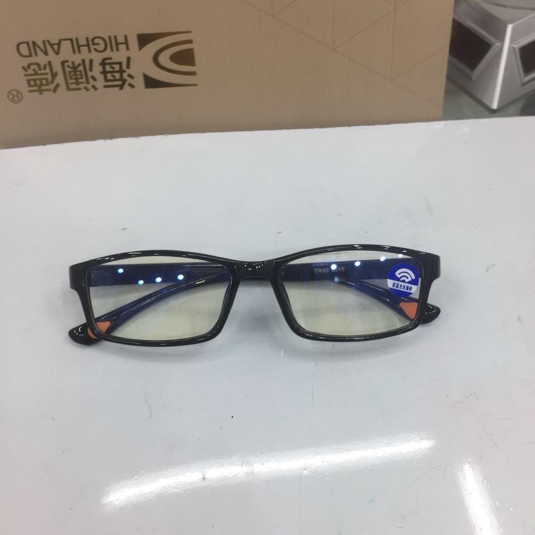 仿TR老花眼镜平光镜