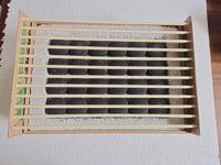 环保竹子一次性烧烤架 户外便携含木炭易点无烟室内室外烧烤架