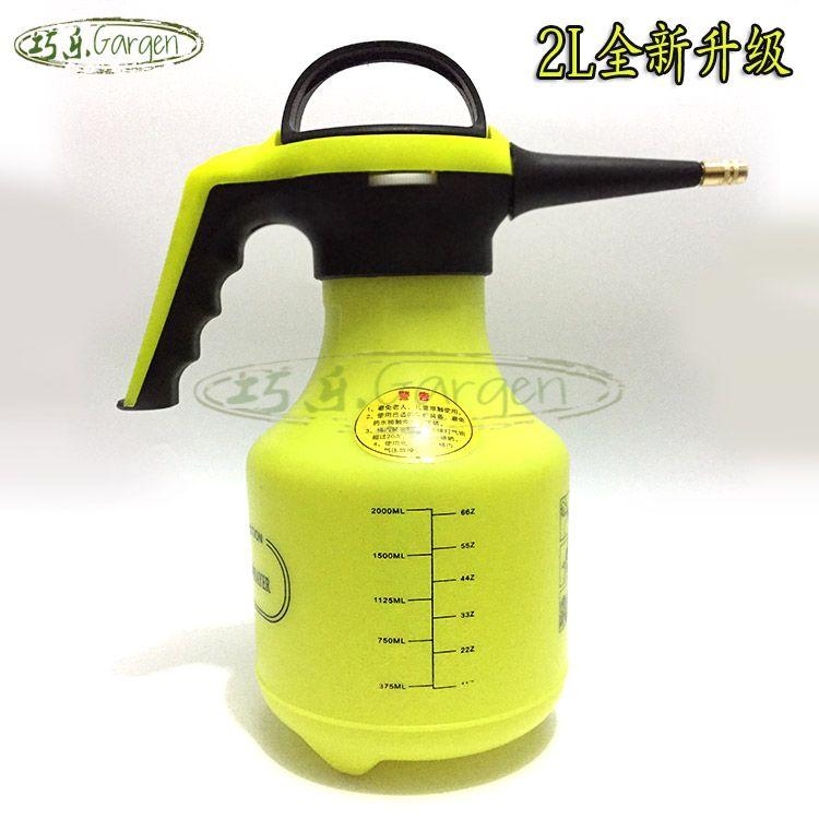 浇花喷壶 加压喷壶 洒水壶 气压喷水壶 洗车喷雾器 园艺水壶