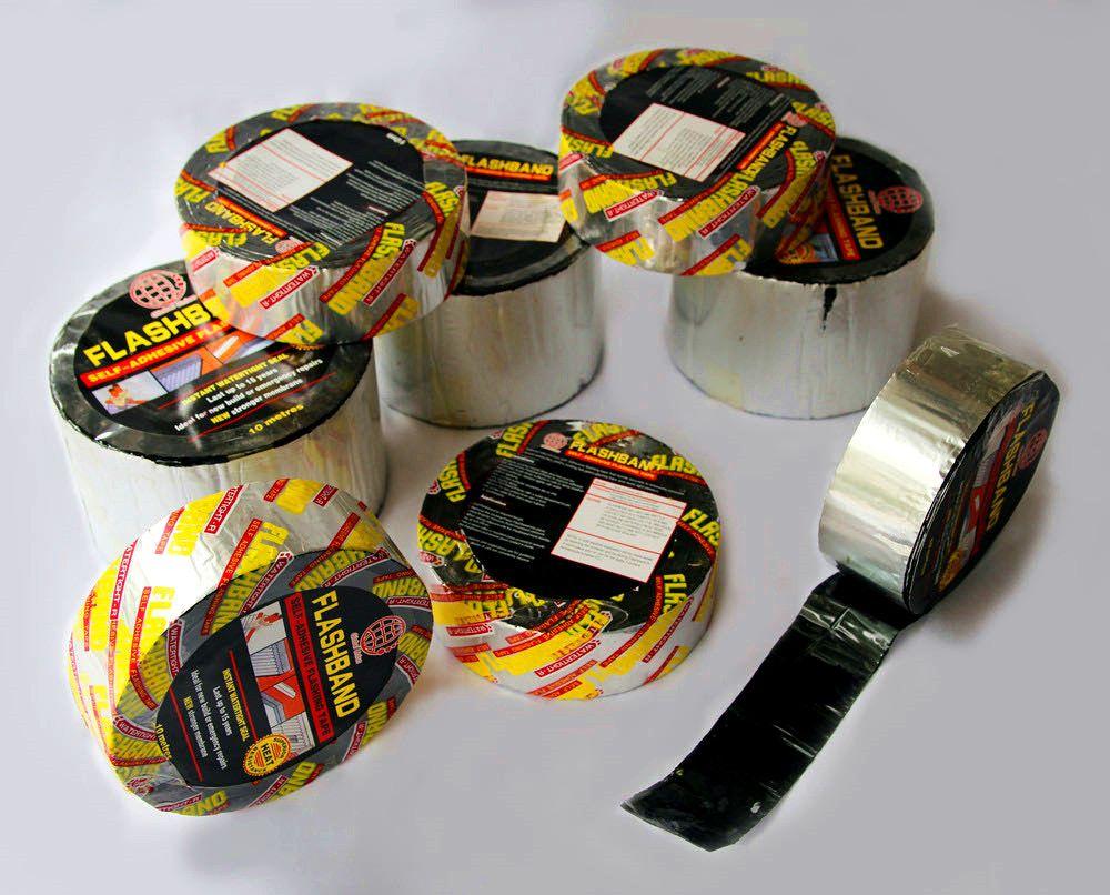 沥青胶带铁皮胶带屋顶胶带隔热胶带自粘胶带FLASHBAND防水胶带