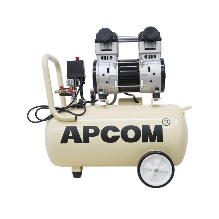 APCOM欧佩克无油静音空压机550w 800w