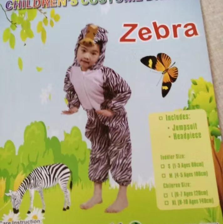动物服,款式多,3个尺码可以混装。