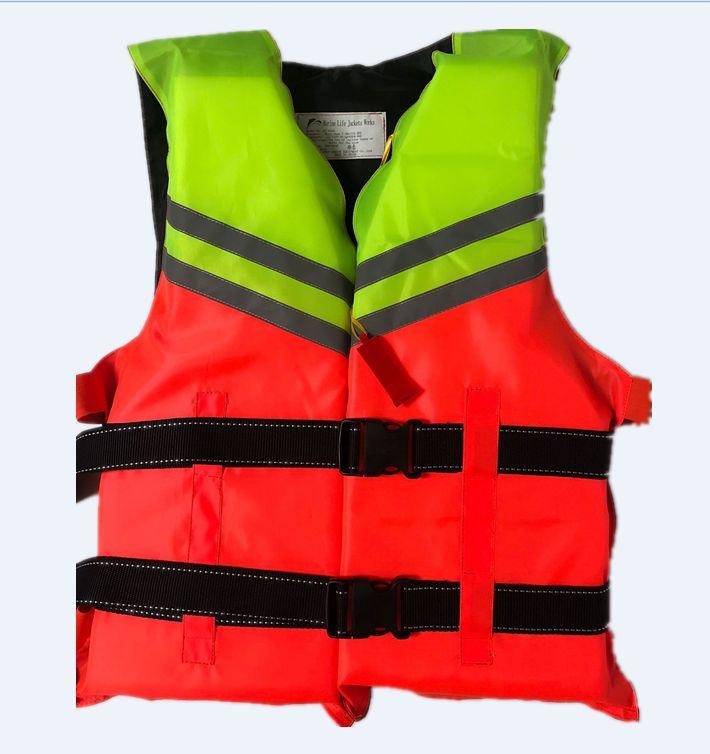 成人小孩救生衣 漂流浮潜浮力衣 游泳龙舟钓鱼救生衣防汛抗洪