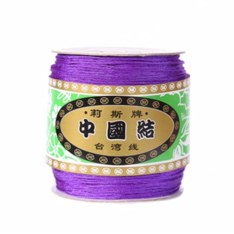 玉线 1mm 1.5mm 2mm有45个颜色 也可以来样定做环保染色 不褪色