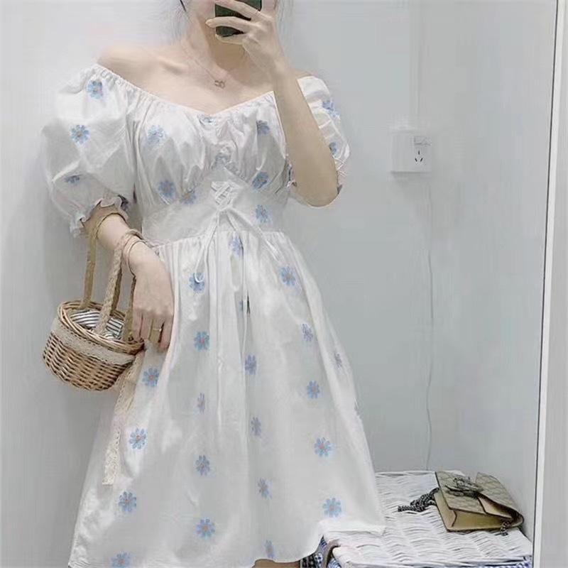 2020夏季新款韩版潮韩味裙