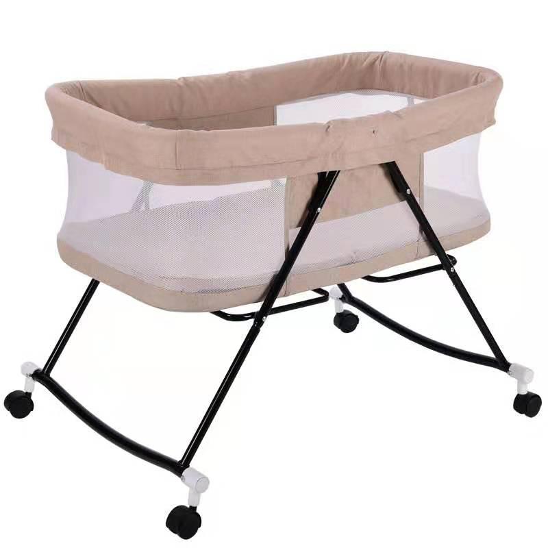 婴儿安眠床护理床蚊帐床便携小床PA5