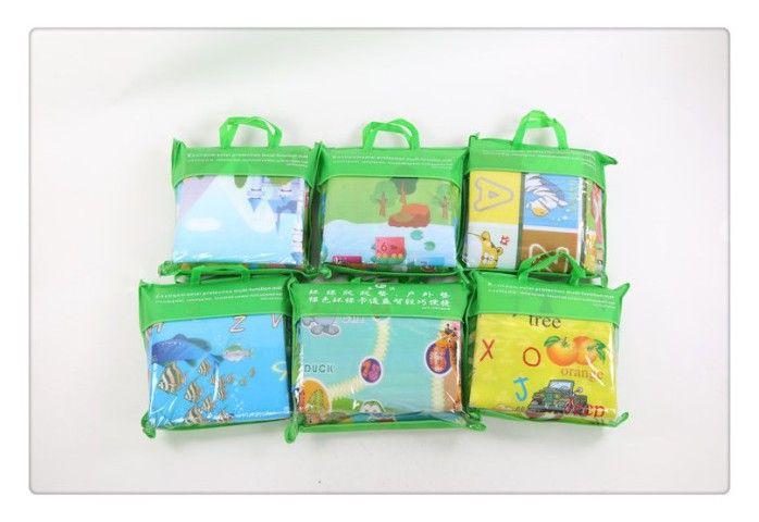 epe爬爬垫5MM婴儿游戏垫宝宝爬行垫儿童野餐垫折叠防潮垫120*180