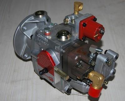 康明斯cummins东康重康k19柴油机发动机发电机配件燃油泵总成PT泵