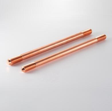 双螺纹镀铜接地棒Copper Bonded Earth Rod- ERT