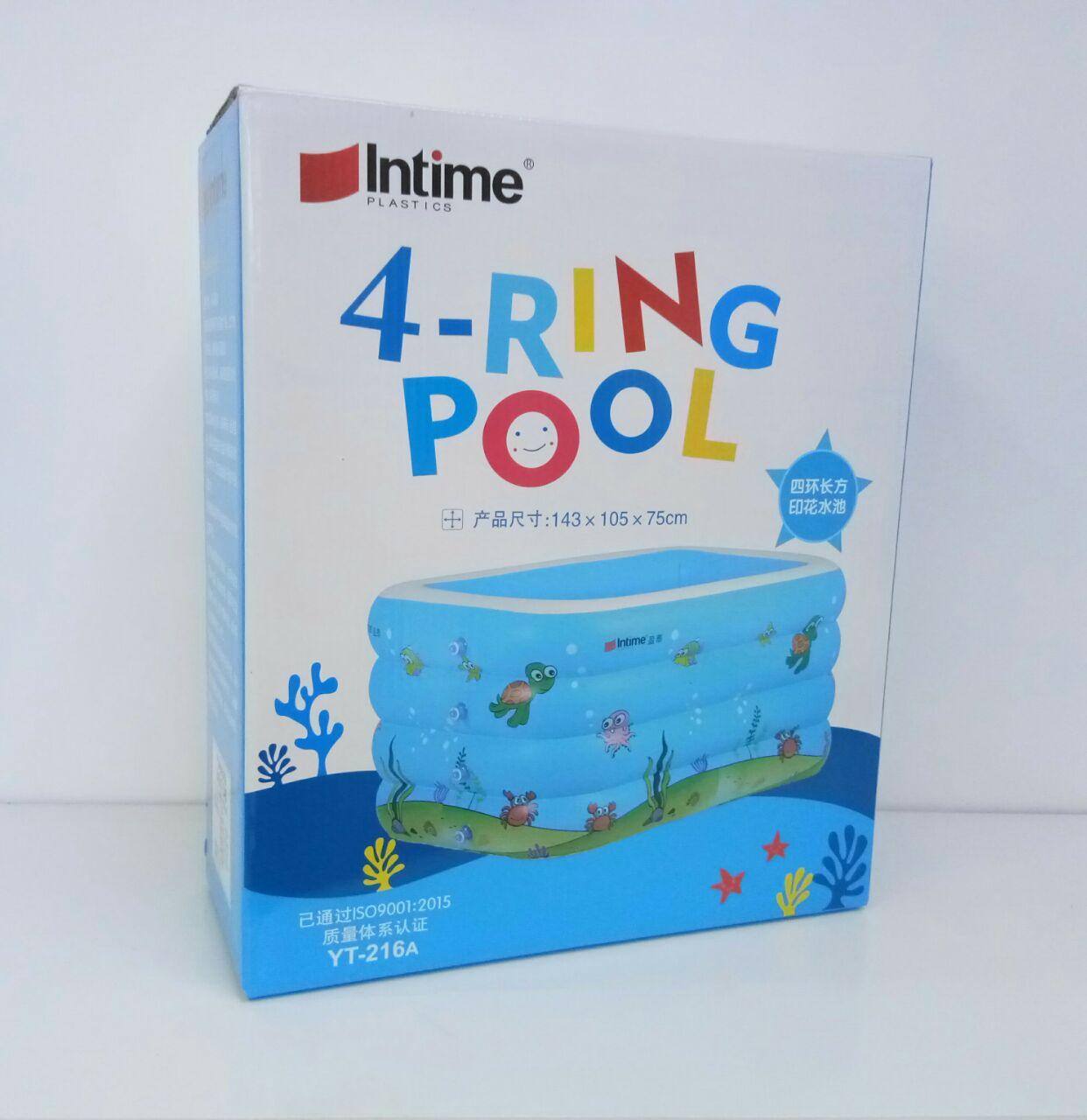 义乌好货儿童四层盈泰游泳池婴儿洗澡池宝宝戏水游戏池厂家直销