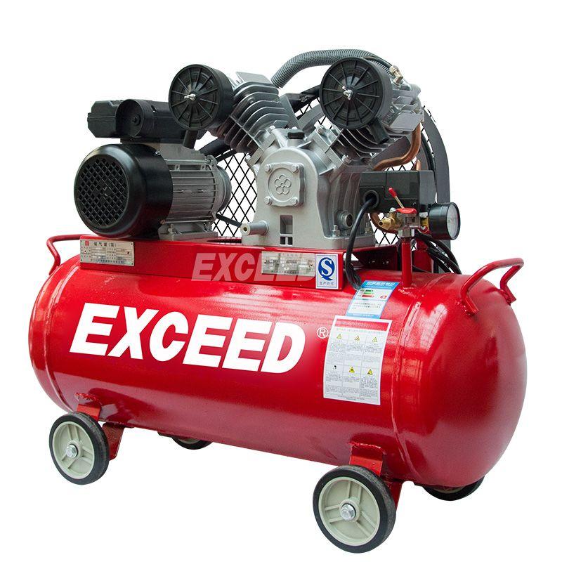 欧佩克LV3008皮带驱动 3hp活塞式空压机单相2.2 kw 9CFM空压机