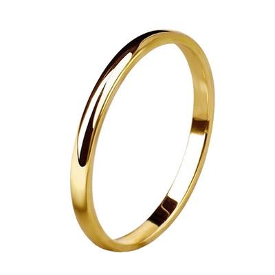 日韩高端气质8字形新款戒指时尚百搭女士手饰不锈钢首饰