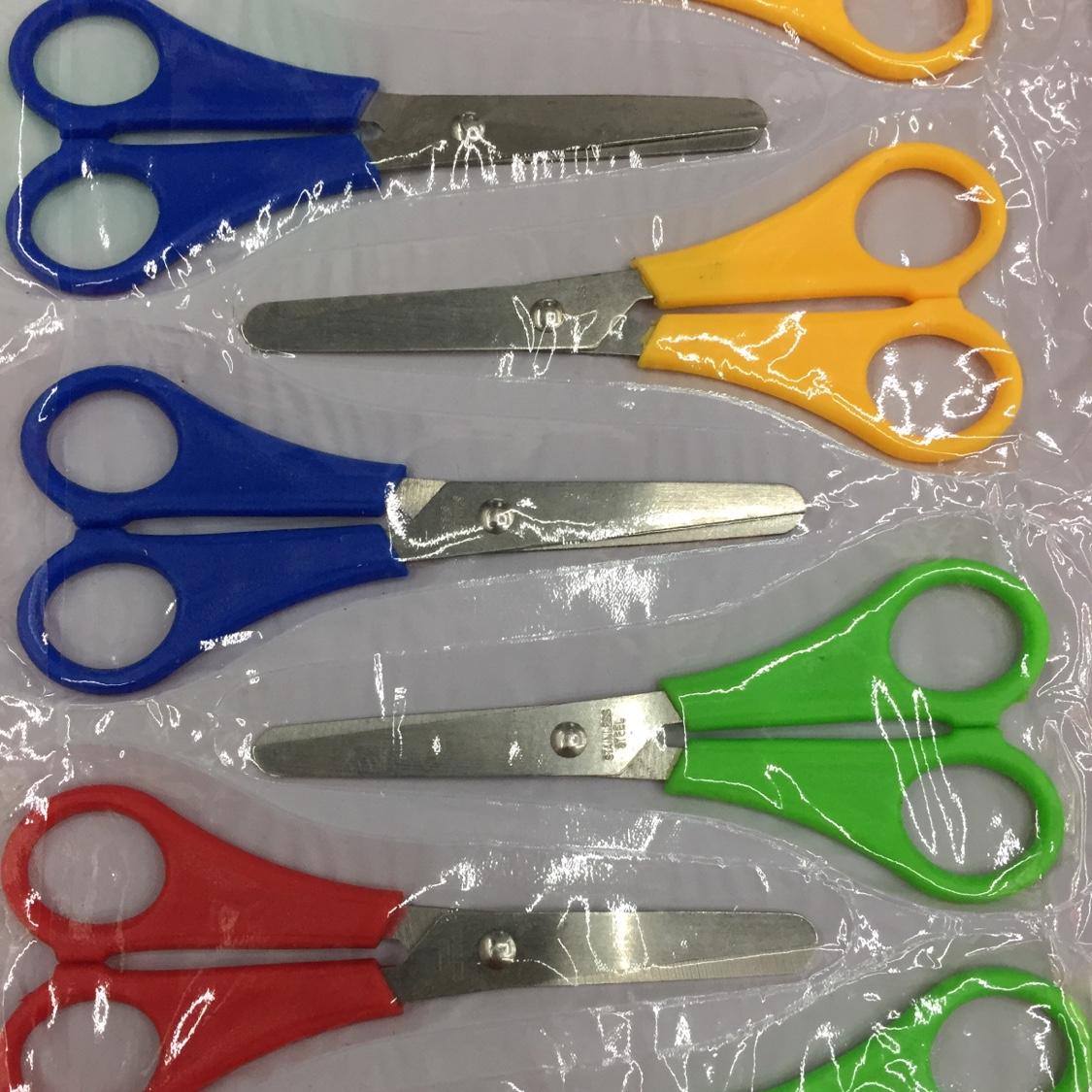 各种尺寸长短学生剪 花边剪 办公剪刀