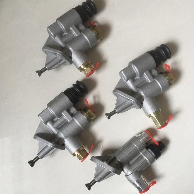 东风康明斯发动机配件 凯斯发动机输油泵 4988753 3933255 3932224