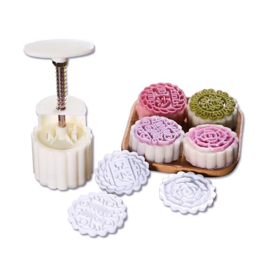 自动式月饼模糕点模