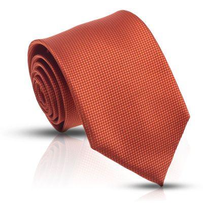 素色格纹纳米防水领带